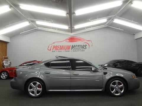 2008 Pontiac Grand Prix for sale at Premium Motors in Villa Park IL