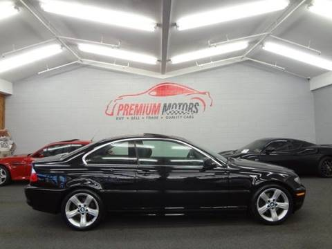 2006 BMW 3 Series for sale at Premium Motors in Villa Park IL