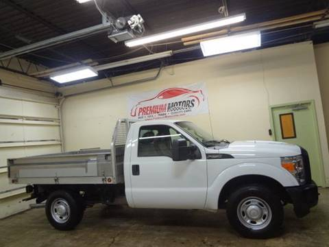 2012 Ford F-250 Super Duty for sale at Premium Motors in Villa Park IL