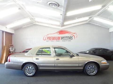 2005 Mercury Grand Marquis for sale at Premium Motors in Villa Park IL