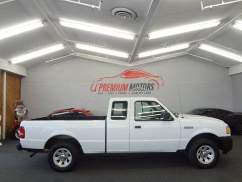 2011 Ford Ranger for sale at Premium Motors in Villa Park IL
