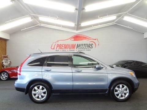 2007 Honda CR-V for sale at Premium Motors in Villa Park IL
