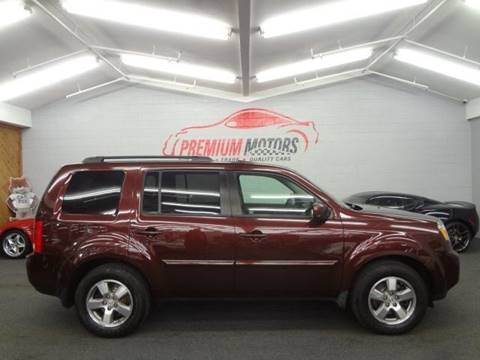 2010 Honda Pilot for sale at Premium Motors in Villa Park IL