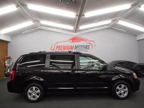 2010 Dodge Grand Caravan for sale at Premium Motors in Villa Park IL