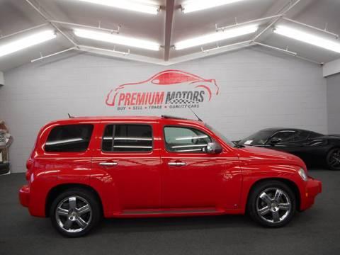 2009 Chevrolet HHR for sale at Premium Motors in Villa Park IL