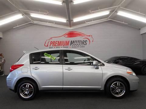 2009 Nissan Versa for sale at Premium Motors in Villa Park IL