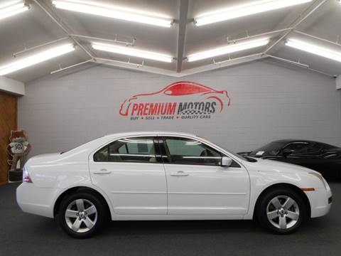 2006 Ford Fusion for sale at Premium Motors in Villa Park IL