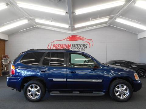 2003 GMC Envoy for sale at Premium Motors in Villa Park IL