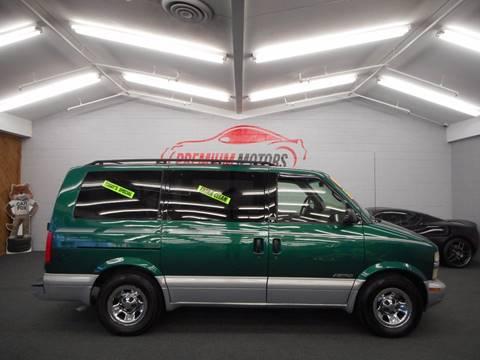 2000 Chevrolet Astro for sale at Premium Motors in Villa Park IL