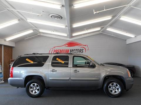 2009 GMC Yukon XL for sale at Premium Motors in Villa Park IL