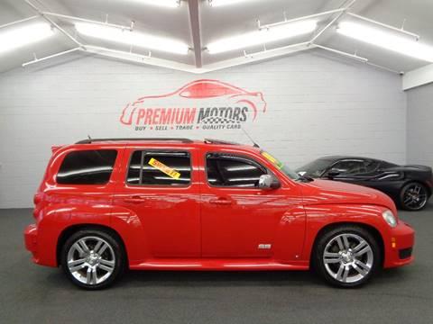 2008 Chevrolet HHR for sale at Premium Motors in Villa Park IL