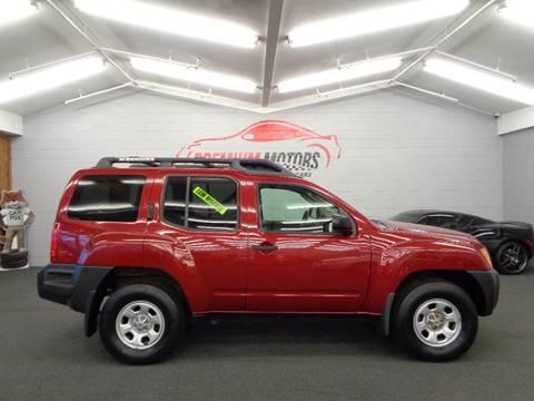 2006 Nissan Xterra for sale at Premium Motors in Villa Park IL