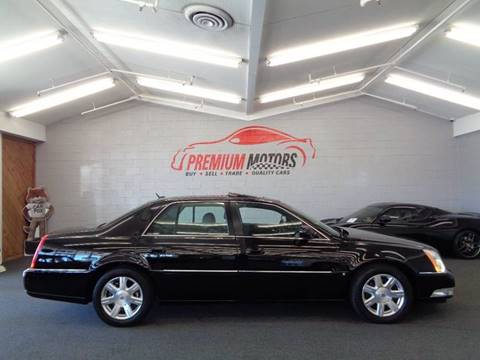 2008 Cadillac DTS for sale at Premium Motors in Villa Park IL