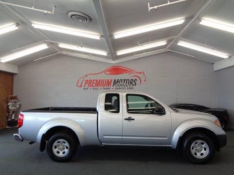 2008 Nissan Frontier for sale at Premium Motors in Villa Park IL