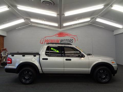 2007 Ford Explorer Sport Trac for sale at Premium Motors in Villa Park IL