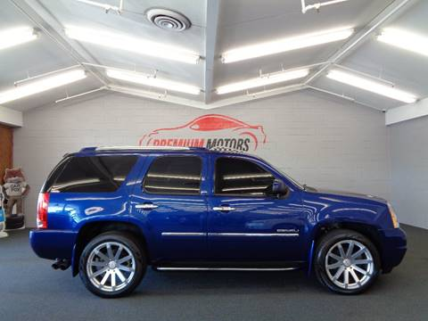 2010 GMC Yukon for sale at Premium Motors in Villa Park IL