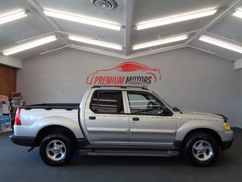 2004 Ford Explorer Sport Trac for sale at Premium Motors in Villa Park IL