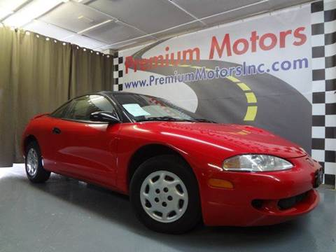 1996 Eagle Talon for sale at Premium Motors in Villa Park IL