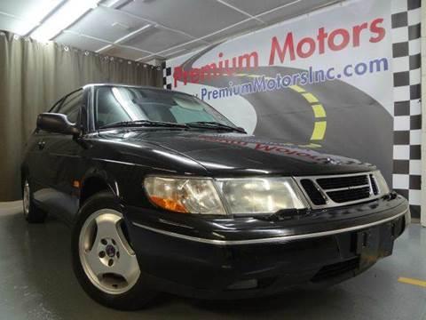 1997 Saab 900 for sale at Premium Motors in Villa Park IL