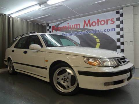 2000 Saab 9-5 for sale at Premium Motors in Villa Park IL