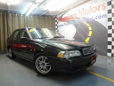 2000 Volvo S70 for sale at Premium Motors in Villa Park IL