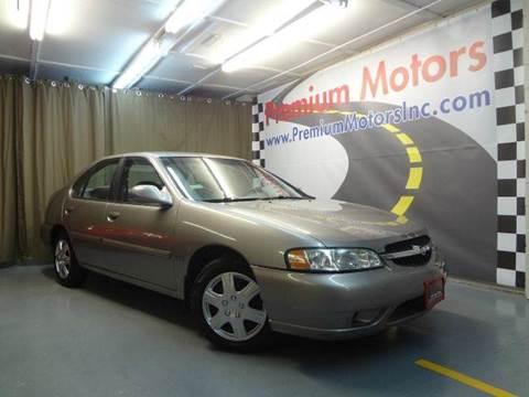 2001 Nissan Altima for sale at Premium Motors in Villa Park IL