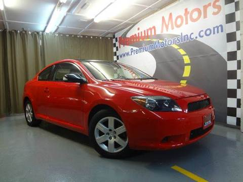 2005 Scion tC for sale at Premium Motors in Villa Park IL
