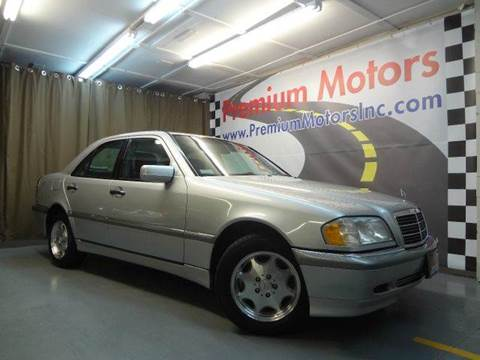 2000 Mercedes-Benz C-Class for sale at Premium Motors in Villa Park IL