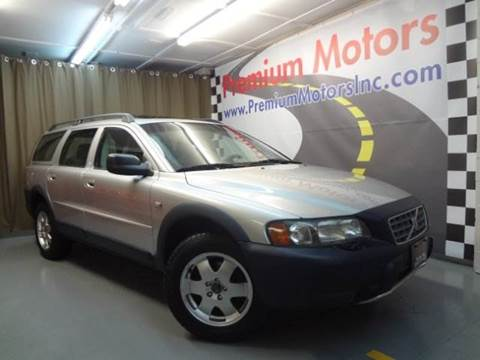 2003 Volvo XC70 for sale at Premium Motors in Villa Park IL