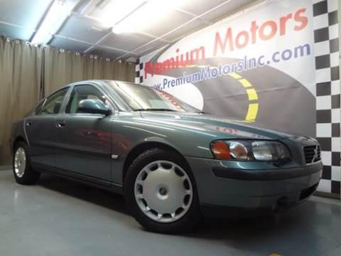 2001 Volvo S60 for sale at Premium Motors in Villa Park IL