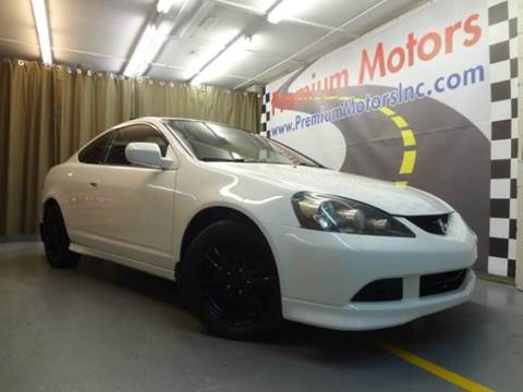 2006 Acura RSX for sale at Premium Motors in Villa Park IL