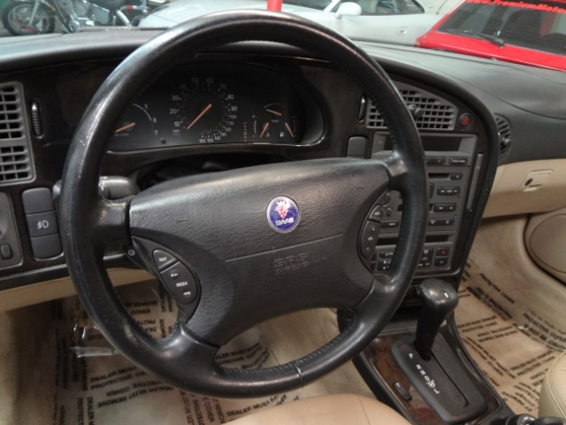 2004 saab 9-5 arc 2.3 turbo