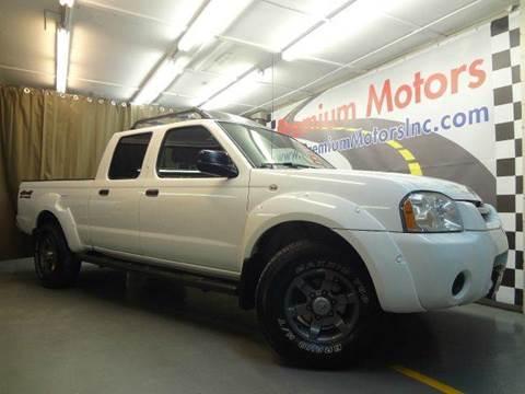 2004 Nissan Frontier for sale at Premium Motors in Villa Park IL