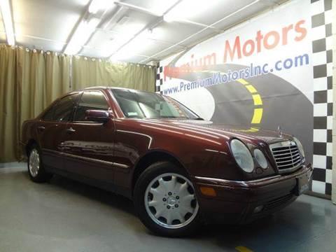 1996 Mercedes-Benz E-Class for sale at Premium Motors in Villa Park IL