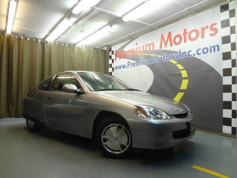 2002 Honda Insight for sale at Premium Motors in Villa Park IL