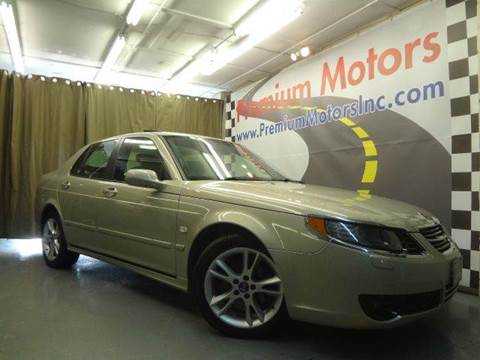 2006 Saab 9-5 for sale at Premium Motors in Villa Park IL