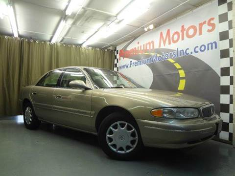 2000 Buick Century for sale at Premium Motors in Villa Park IL