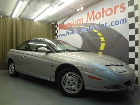 2001 Saturn S-Series for sale at Premium Motors in Villa Park IL