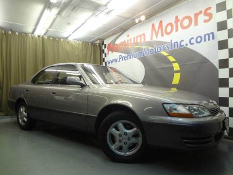 1994 Lexus ES 300 for sale at Premium Motors in Villa Park IL