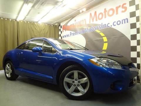 2006 Mitsubishi Eclipse for sale at Premium Motors in Villa Park IL