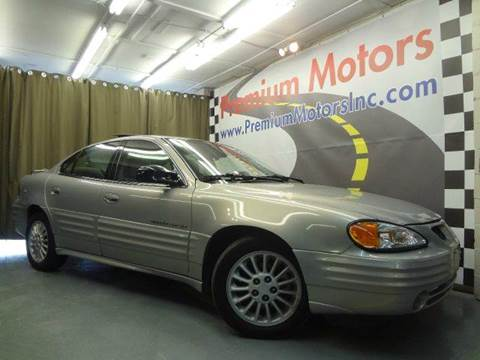 2000 Pontiac Grand Am for sale at Premium Motors in Villa Park IL