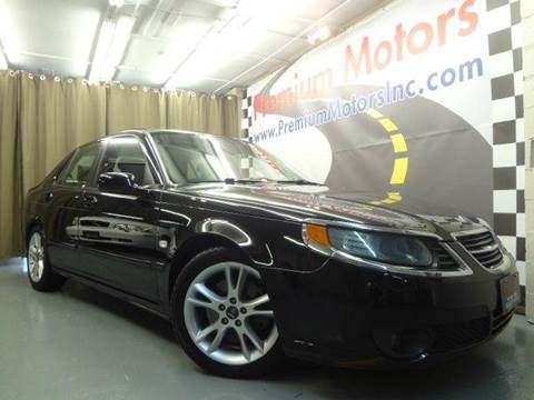 2006 Saab 9-5 for sale at Premium Motors in Villa Park IL