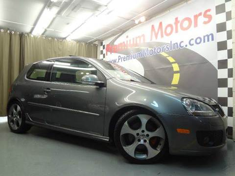 2007 Volkswagen GTI for sale at Premium Motors in Villa Park IL
