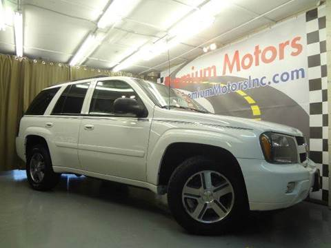 2007 Chevrolet TrailBlazer for sale at Premium Motors in Villa Park IL