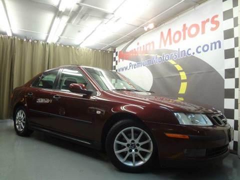 2003 Saab 9-3 for sale at Premium Motors in Villa Park IL