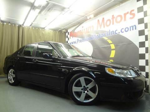2004 Saab 9-5 for sale at Premium Motors in Villa Park IL