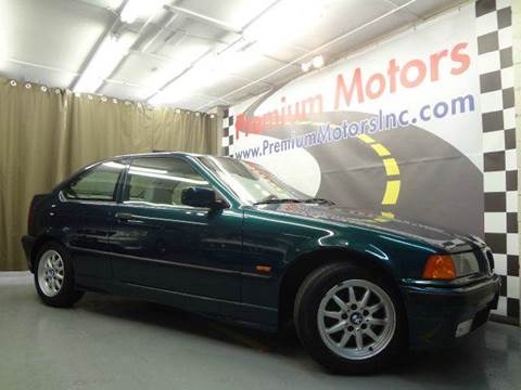1997 BMW 3 Series for sale at Premium Motors in Villa Park IL