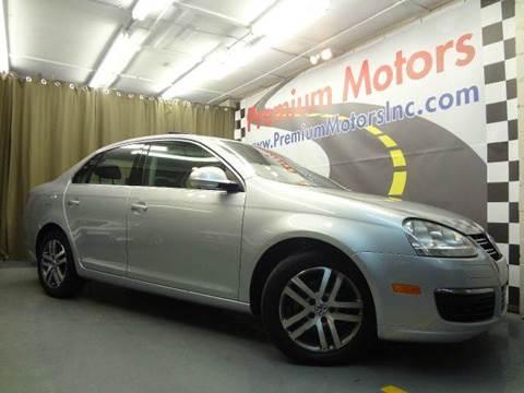 2005 Volkswagen Jetta for sale at Premium Motors in Villa Park IL