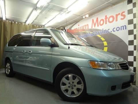 2004 Honda Odyssey for sale at Premium Motors in Villa Park IL
