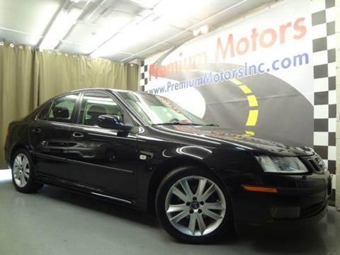 2007 Saab 9-3 for sale at Premium Motors in Villa Park IL